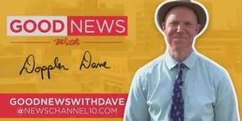 Good news with Doppler Dave: When blessings come to those who struggle