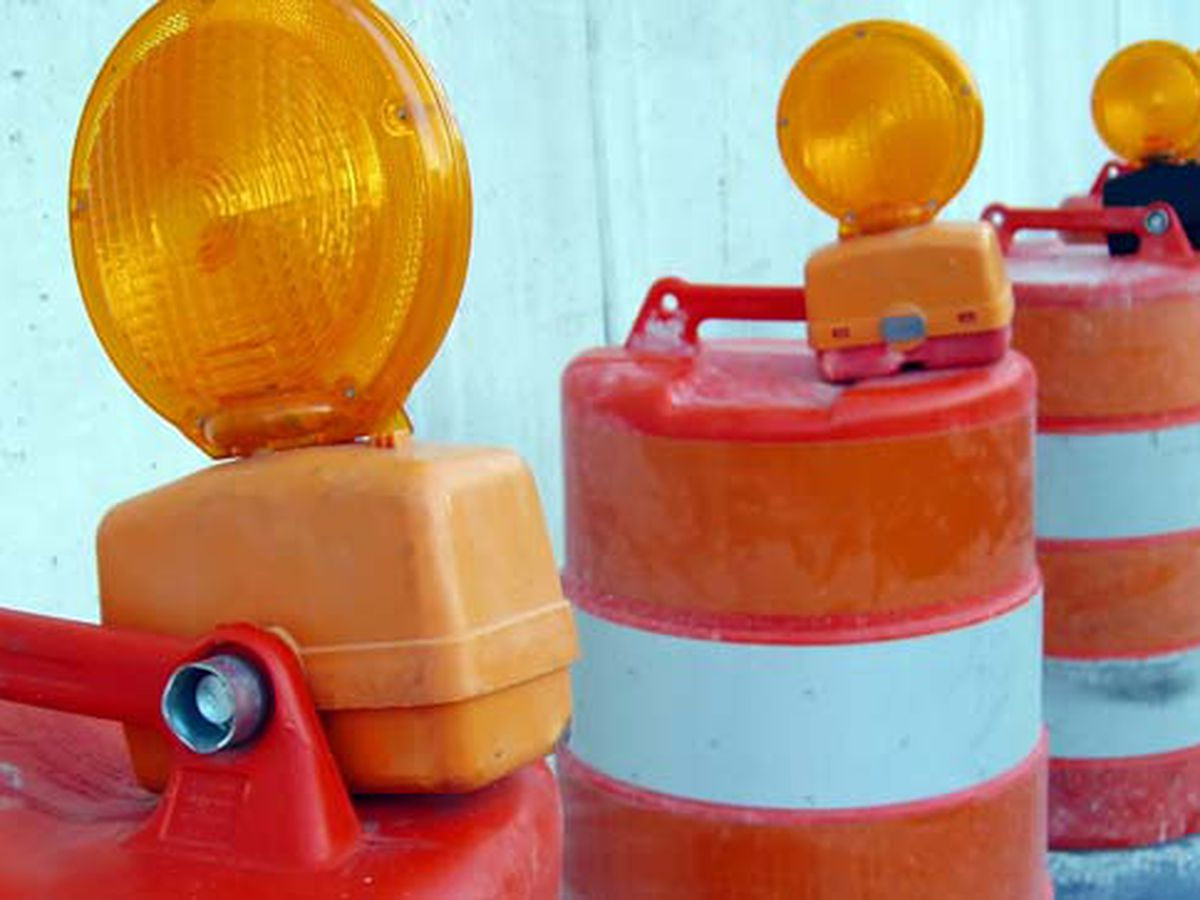 Construction to cause traffic detour on Buccola Avenue between Soncy and Mosley