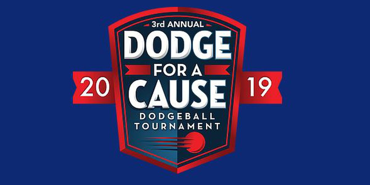 Sign up your team for the Dodge for a Cause Dodgeball Tournament to benefit the Maverick Elite Wrestling Club