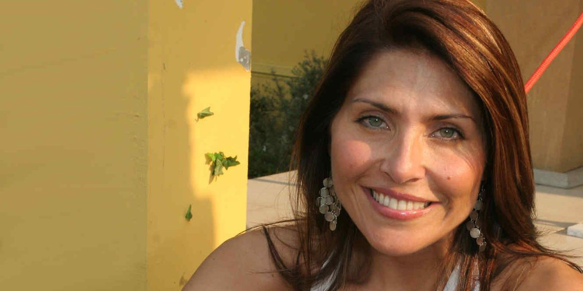 Lorena Meritano se disculpa con su expareja Ernesto Calzadilla