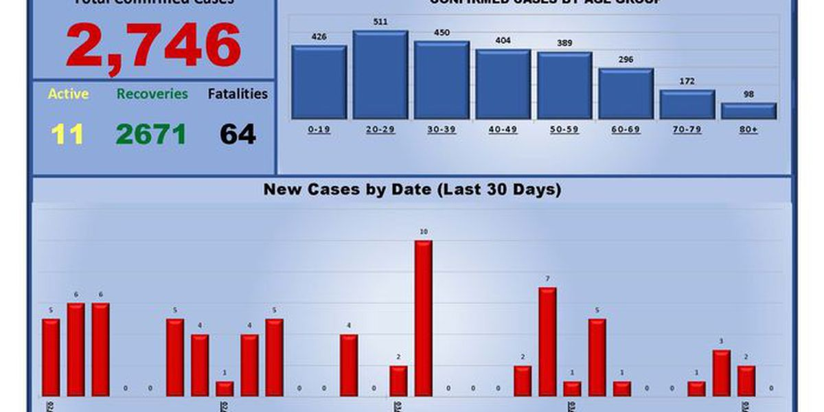 Hereford reports 22 new COVID-19 cases, 28 recoveries