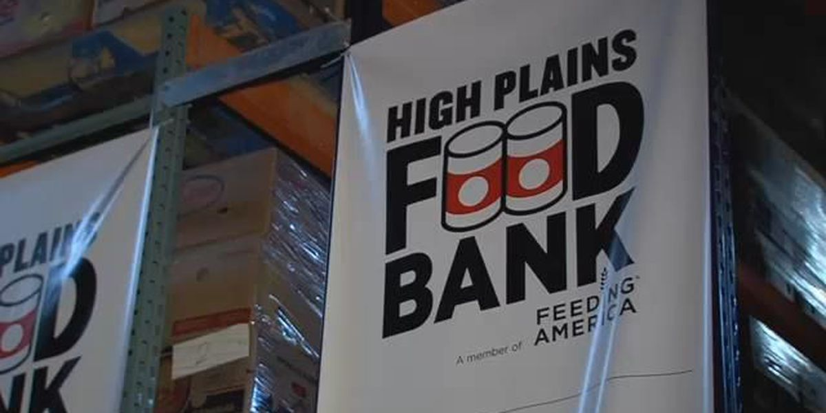 High Plains Food Bank sees extreme low headed into annual food drive