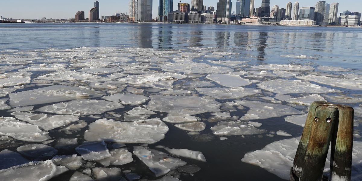 Weather Service says winter will be warmer for many, wetter in the North