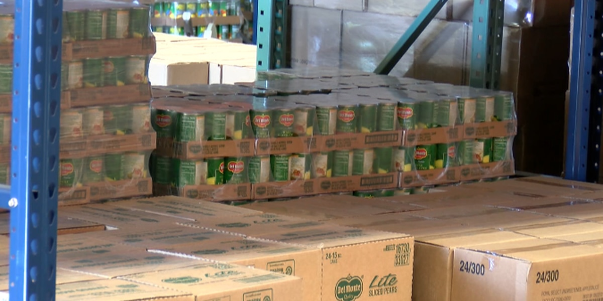High Plains Food Bank distributes record amount of senior food boxes in May