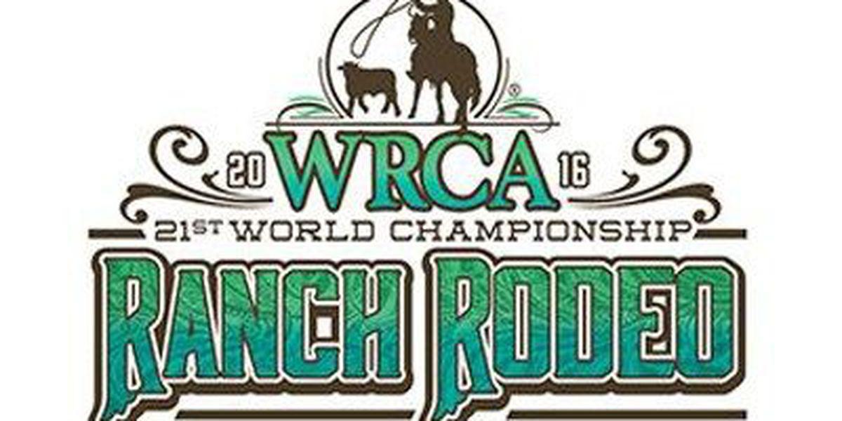 21st Annual WRCA World Championship Ranch Rodeo returns to Amarillo