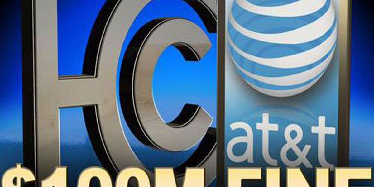 AT&T hit with $100m fine for 'unlimited' data plans