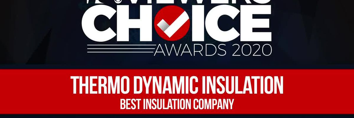 VIEWERS CHOICE AWARDS: THERMO DYNAMIC INSULATION WINS BEST INSULATION COMPANY