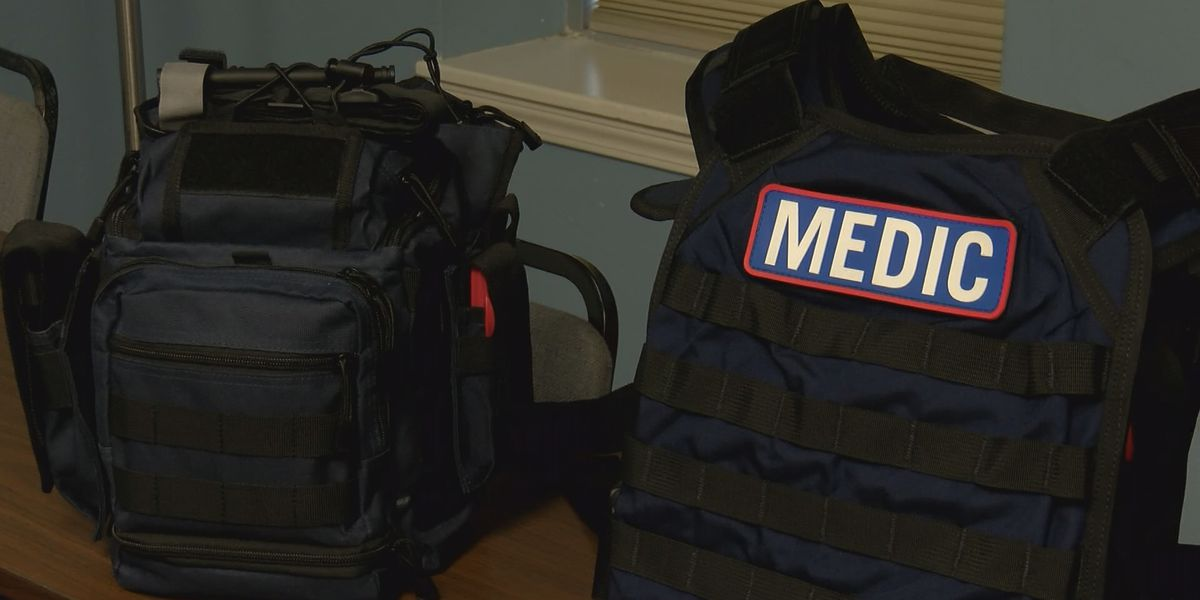 Dalhart EMS receives new equipment to prepare for catastrophic events