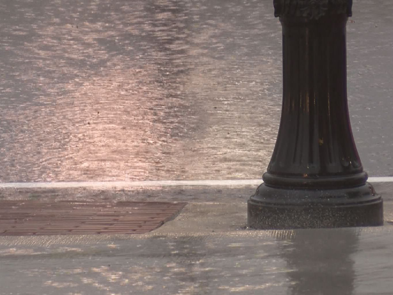 Friday's rainfall brings both positive and negative effects to the Panhandle