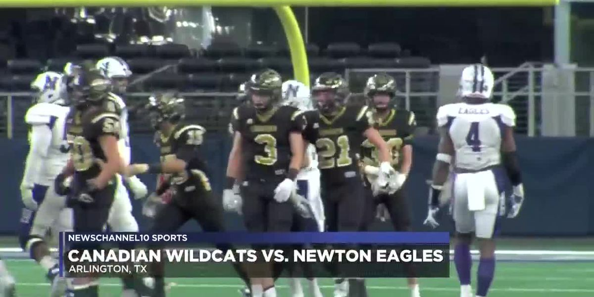 Canadian V Newton State Championship Coverage