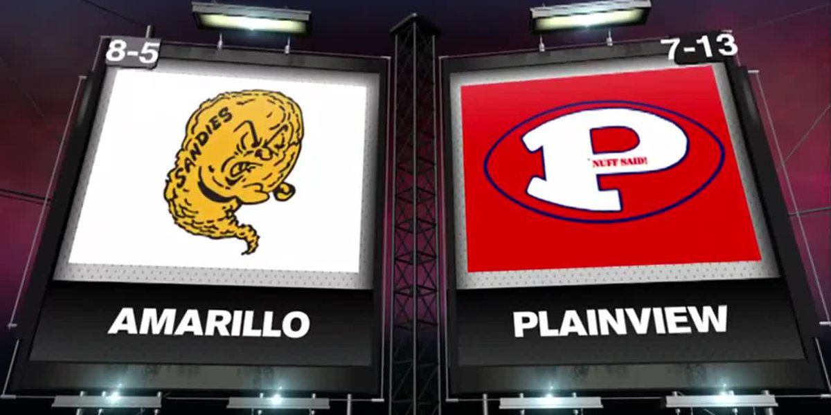 VIDEO: Amarillo Lady Sandies dominate the Lady Bulldogs