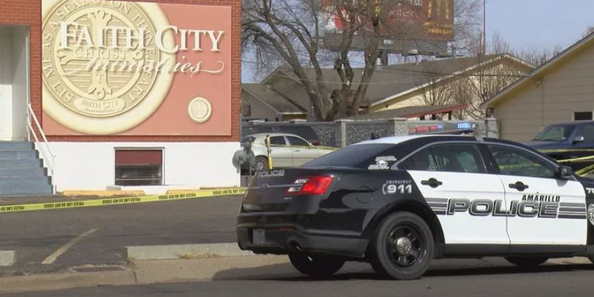 Man charged with aggravated kidnapping that led to officer involved shooting at Faith City Mission