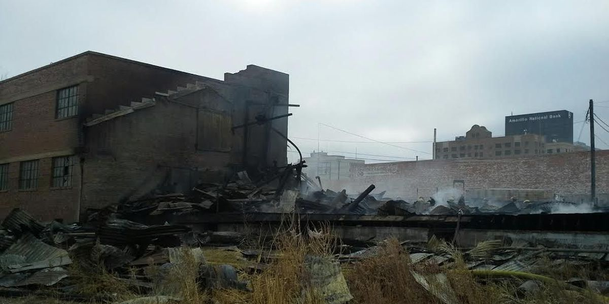 Early morning blaze destroys downtown structure