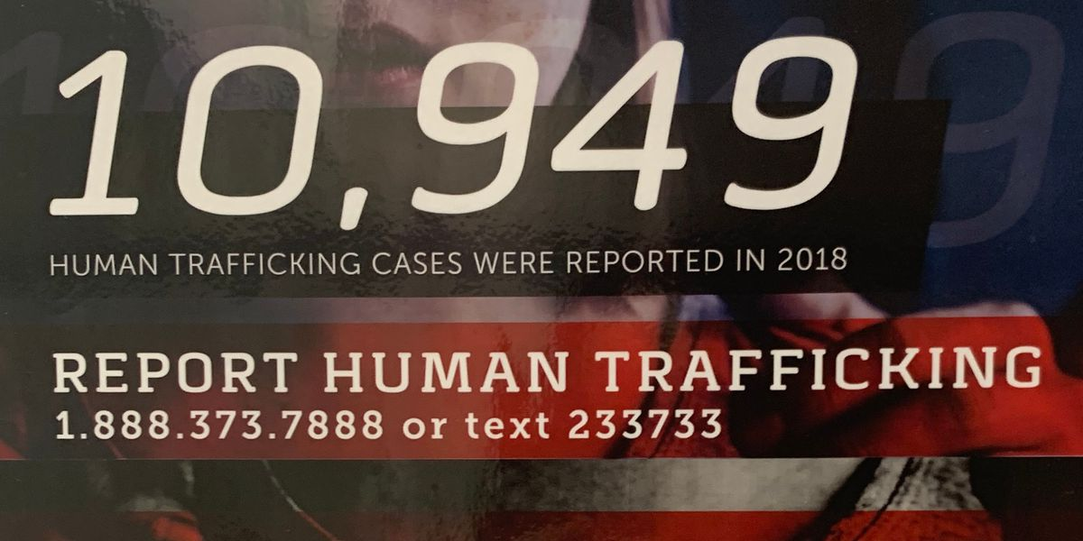 Amarillo taking a stand against human trafficking in the area
