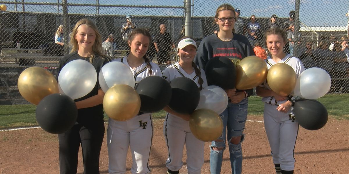 Bushland shuts out Dimmitt, Lady Falcons top Canadian on senior day