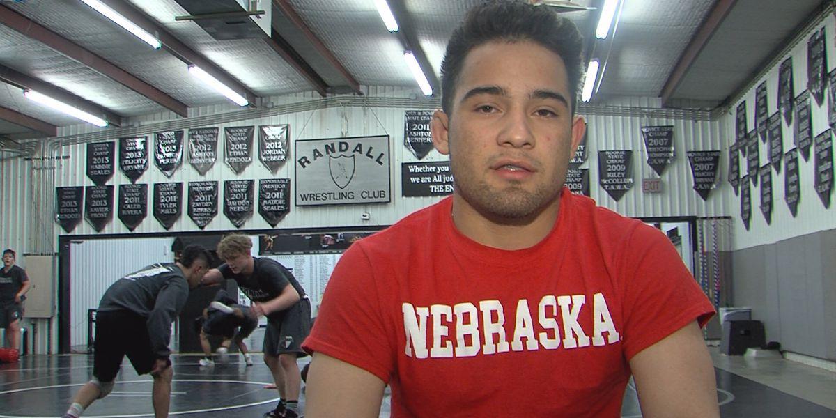 Ortegon ready to join the Nebraska Cornhuskers