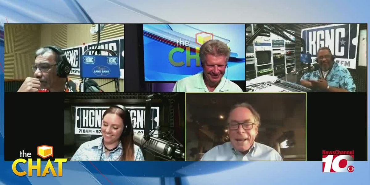 The Chat: Jeff Blackburn talks about county government, criminal justice in Amarillo