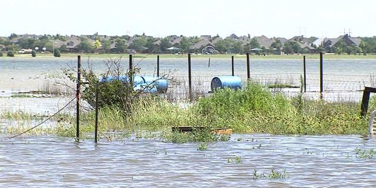 Playa lakes in Amarillo remain full despite months of pumping