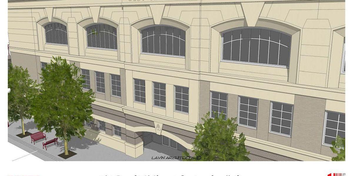Renovations underway for WT Amarillo Center