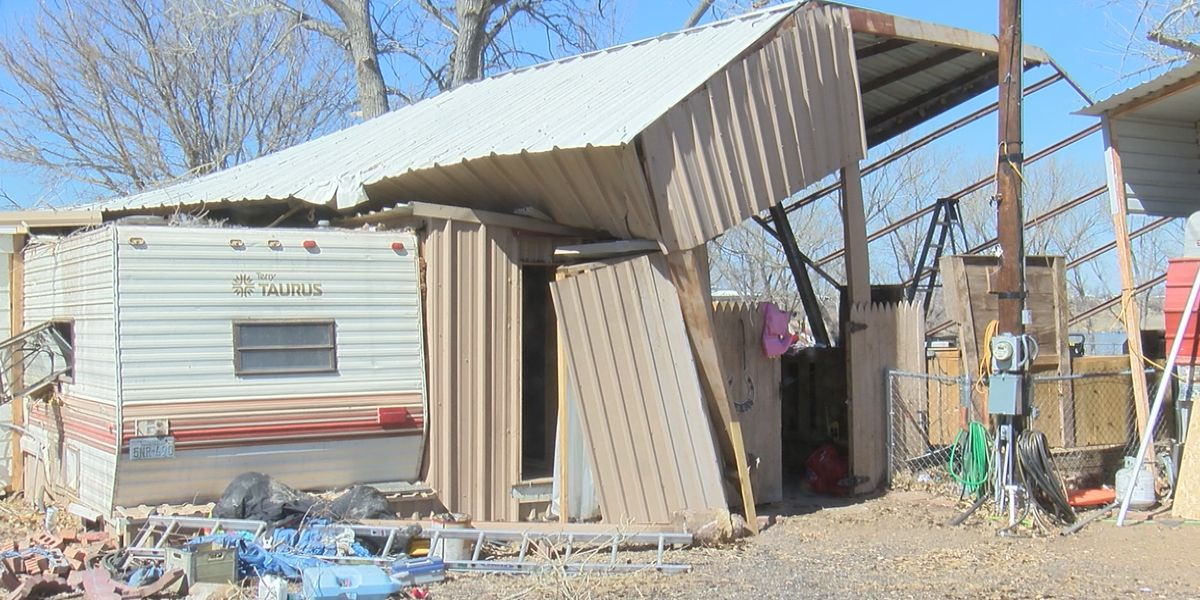 Weekend storm causes damage to many homes near Lake Greenbelt