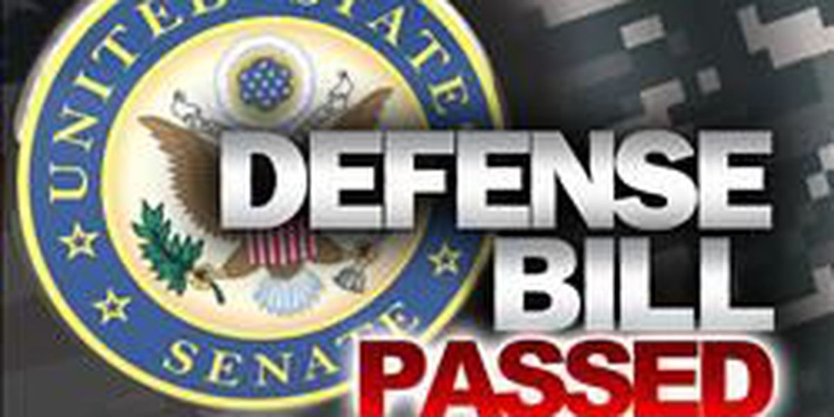 Bell and Pantex not affected by latest cuts to defense bill
