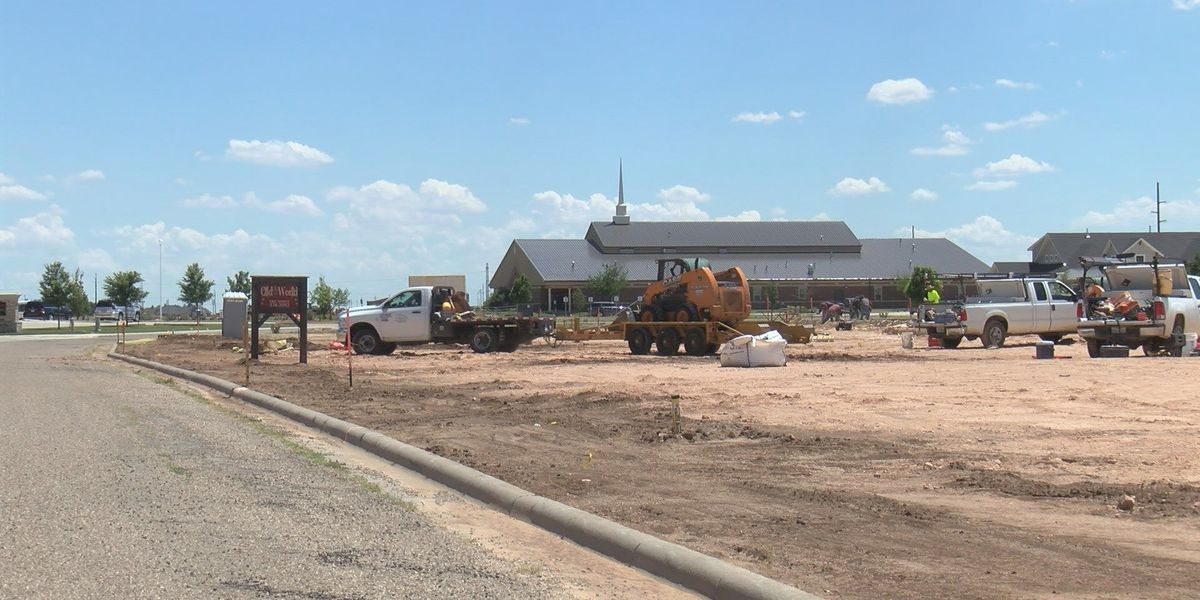New business development coming to southwest land outside of