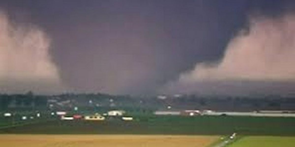 Where to go in the event of a tornado
