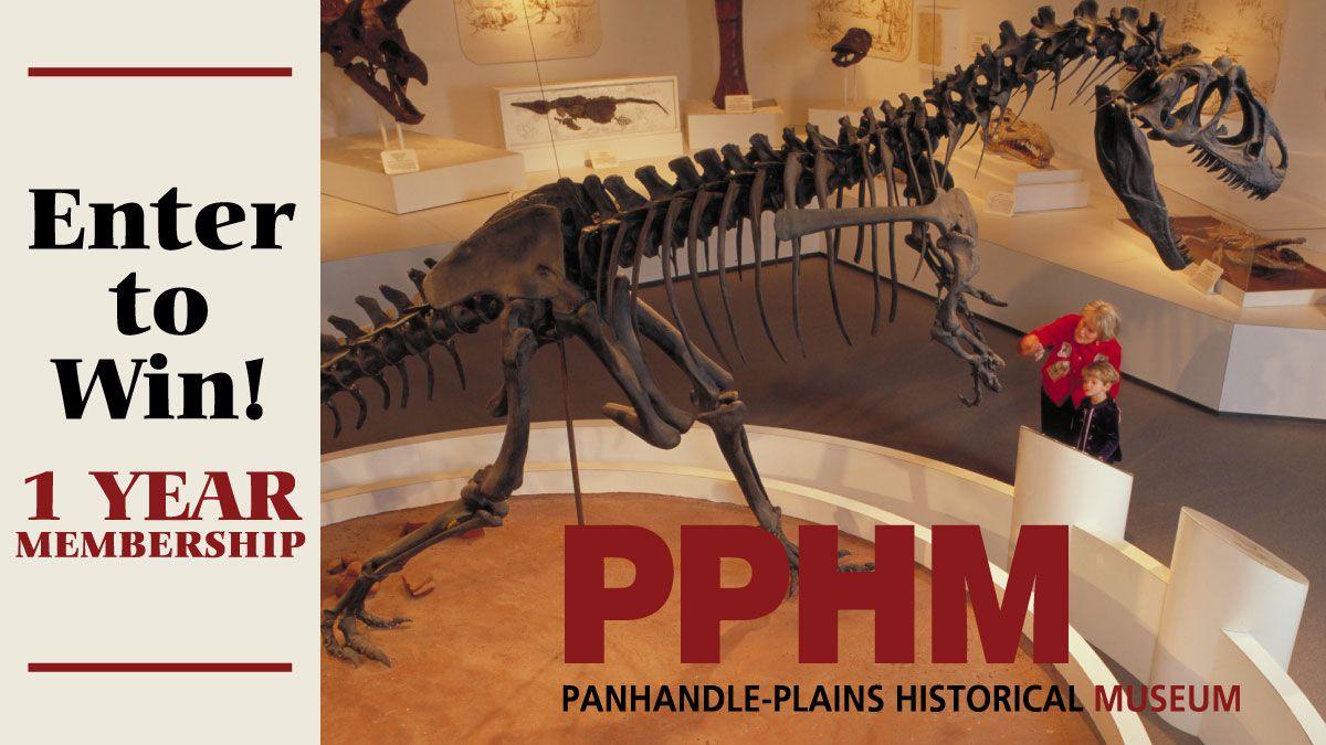 Panhandle-Plains Historical Museum Membership Giveaway