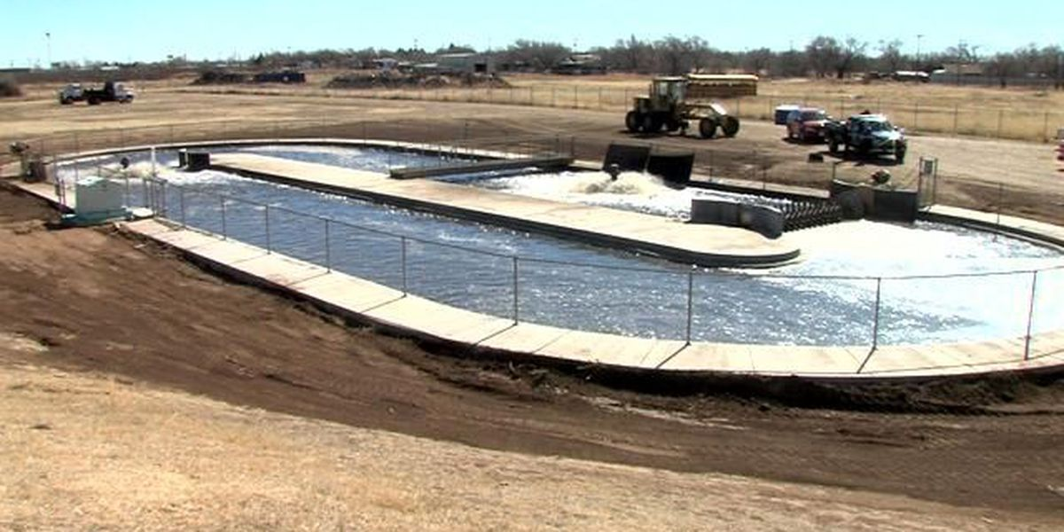 City of Fritch faces problems with sewage treatment plant