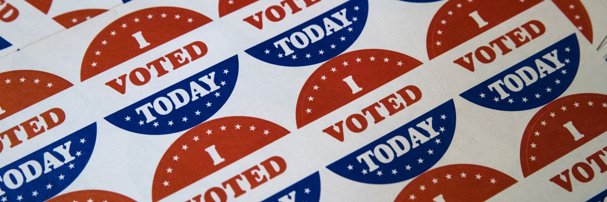 Early voting polls in Amarillo, Canyon closed July 3 and 4