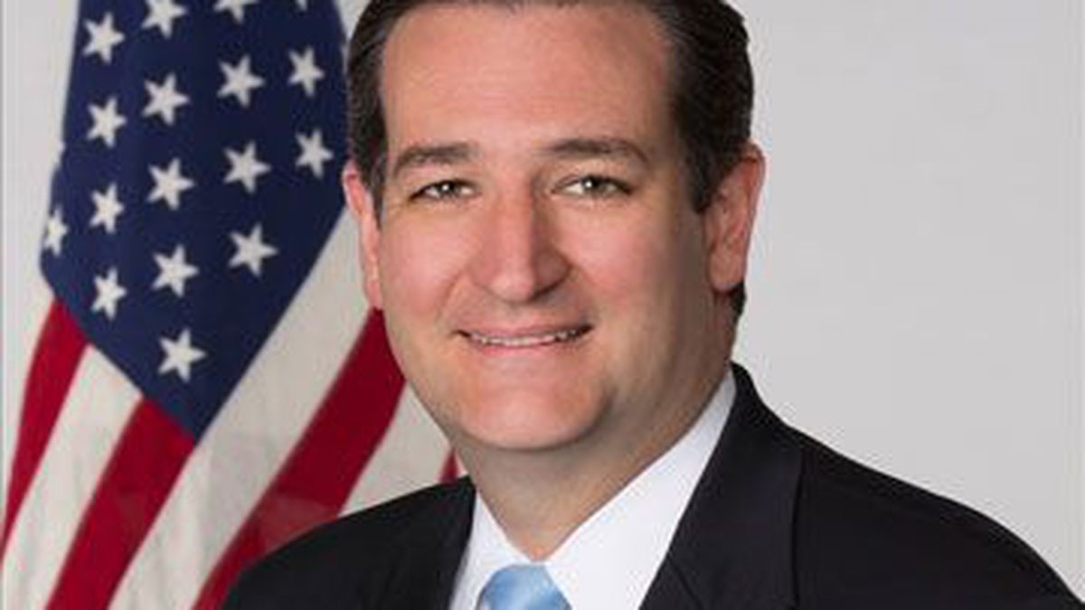 Senator Ted Cruz coming to Amarillo this evening, Pampa on Thursday