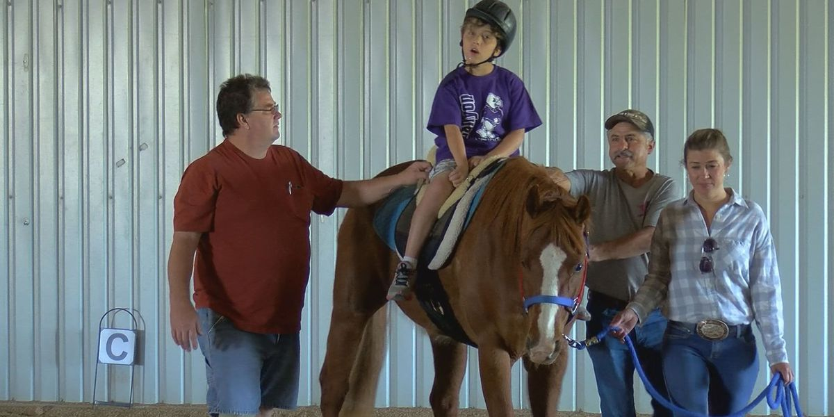 7 Star Therapeutic Riding Center expands services
