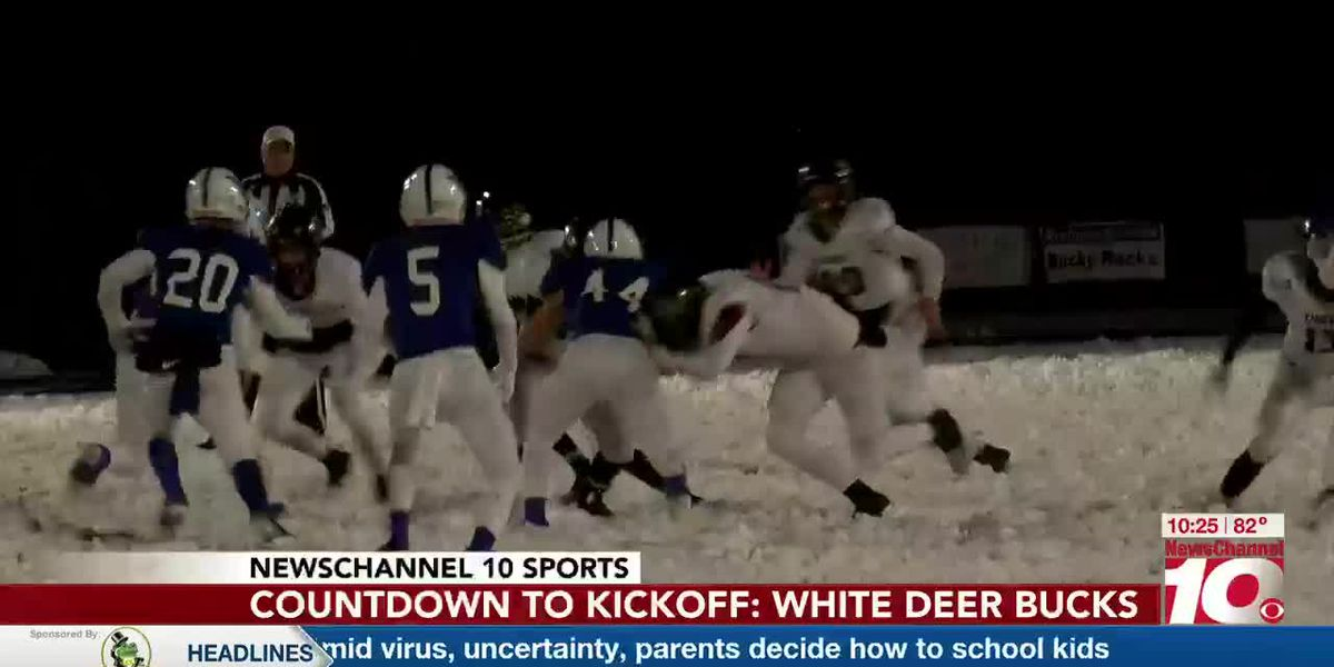 Countdown to Kickoff: White Deer