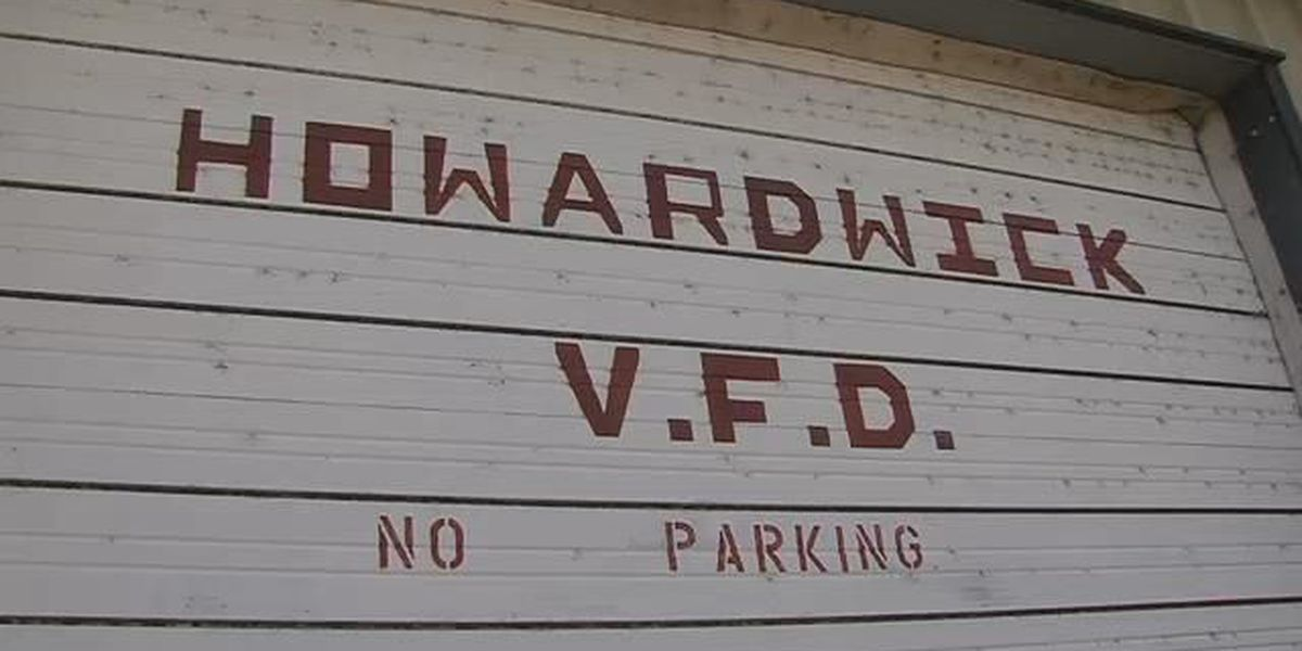 Howardwick Fire Chief and Treasurer arrested