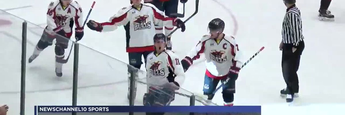 Amarillo Bulls to play Game 5 of playoff series Monday night at home