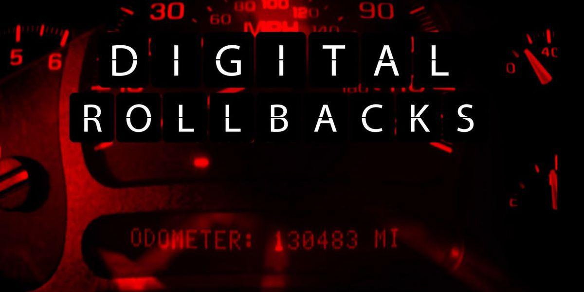 Digital rollbacks: Millions of cars have false mileage on odometers