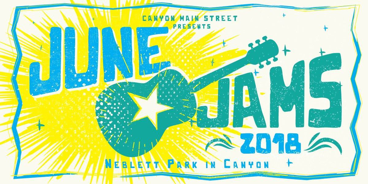 Canyon Main Street hosting June Jams this summer