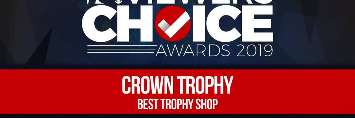 VIEWERS CHOICE AWARDS: Crown Trophy wins Best Trophy Shop