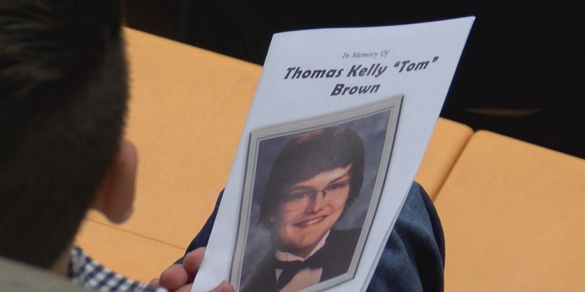 Canadian celebrates the life of Thomas Brown