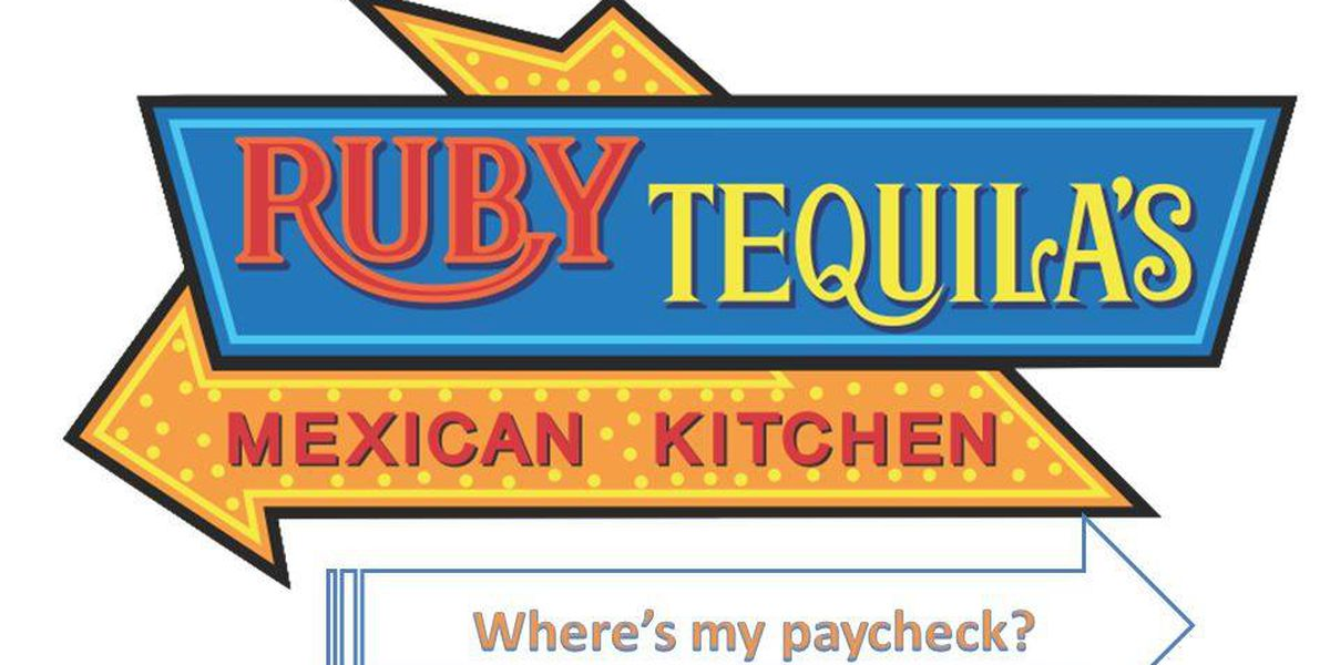 Former Ruby Tequila's employees meeting tomorrow