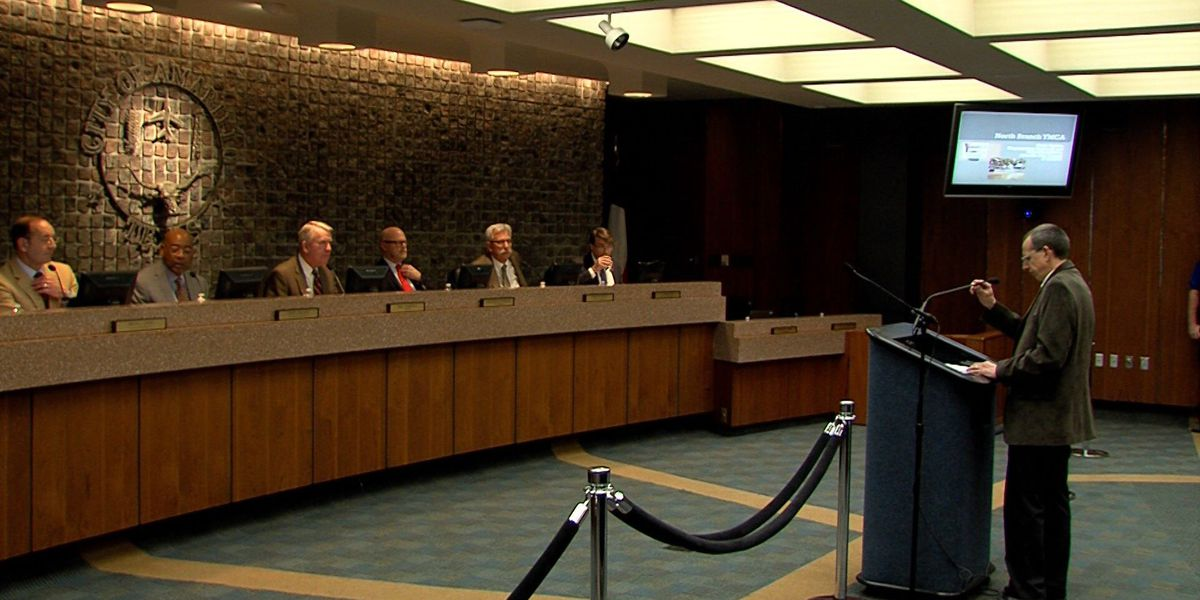 Amarillo City Council cancels meeting in observance of Thanksgiving