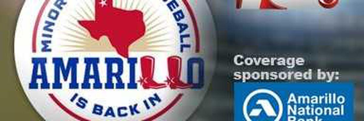 Amarillo Professional Baseball to announce team name and logo Tuesday