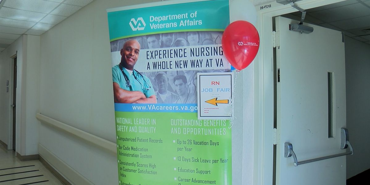Amarillo VA sees need for registered nurses following internal and external growth