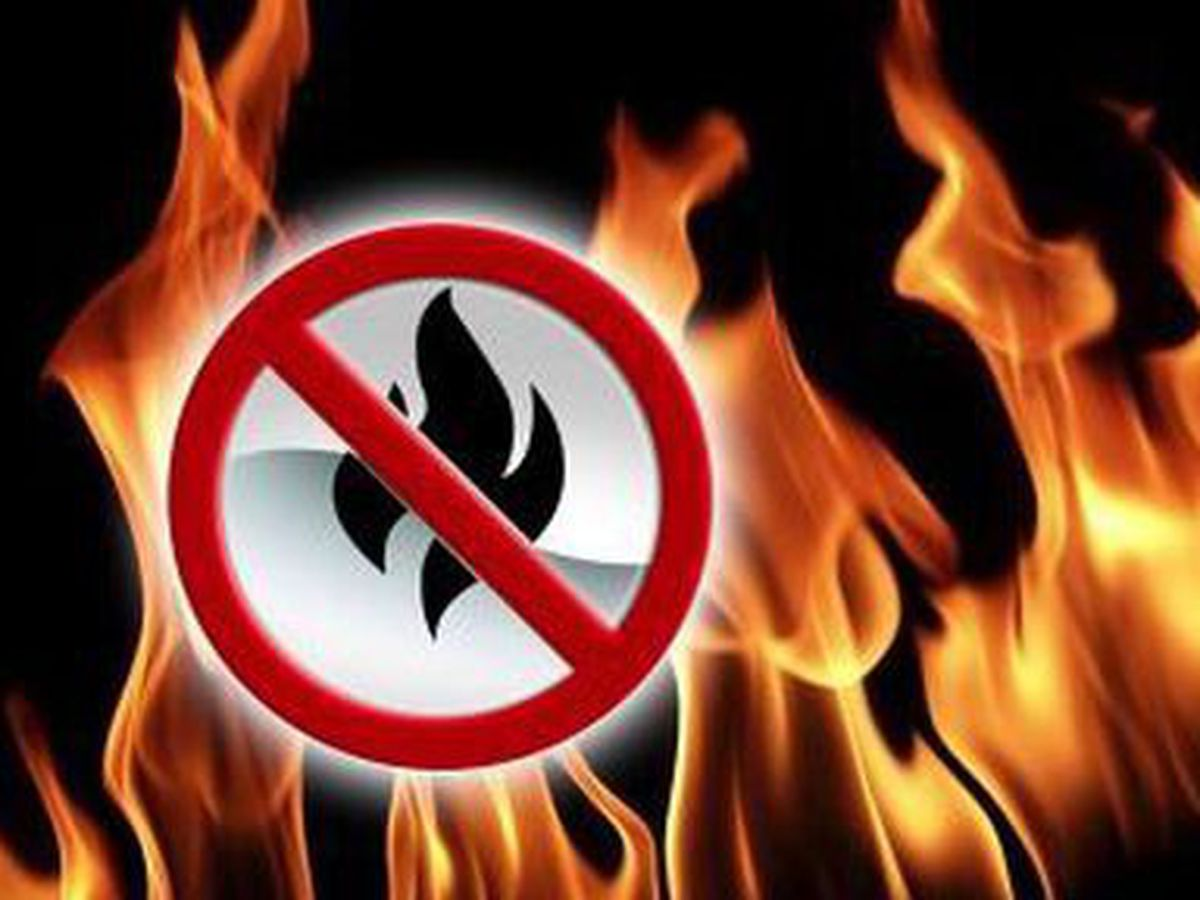The Moore County Commissioners Court approve burn ban for Moore County