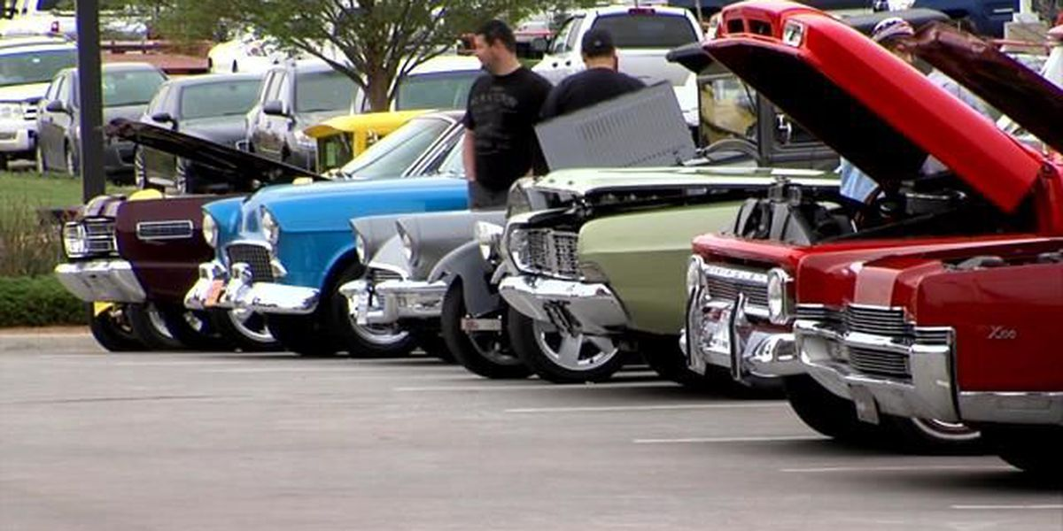 Vintage car show helps fund success at Martha's Home