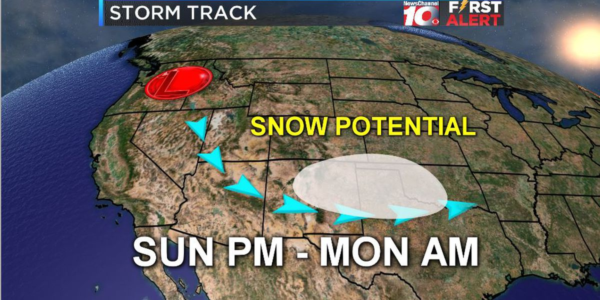 Doppler Dave is monitoring snow potential by Monday