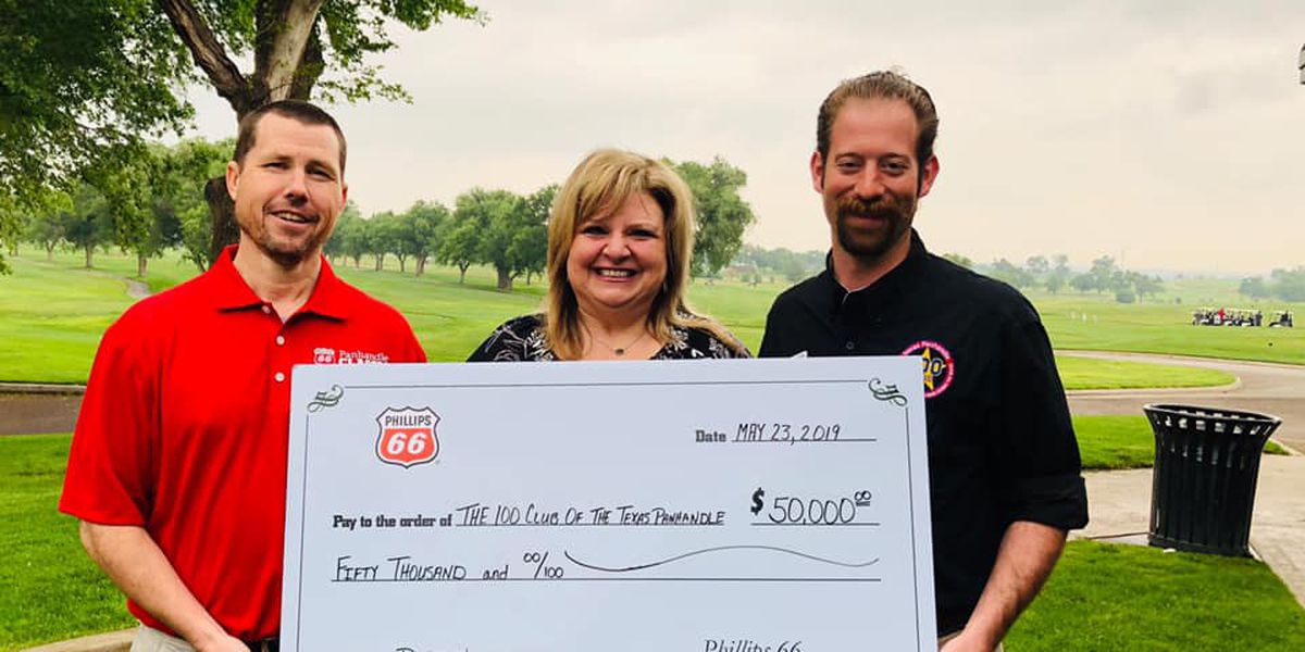 Phillips 66 donates $50,000 to support area first responders