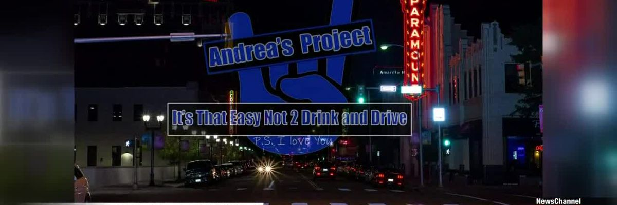Fatal DWI crash inspires powerful change in Amarillo through Andrea's Project