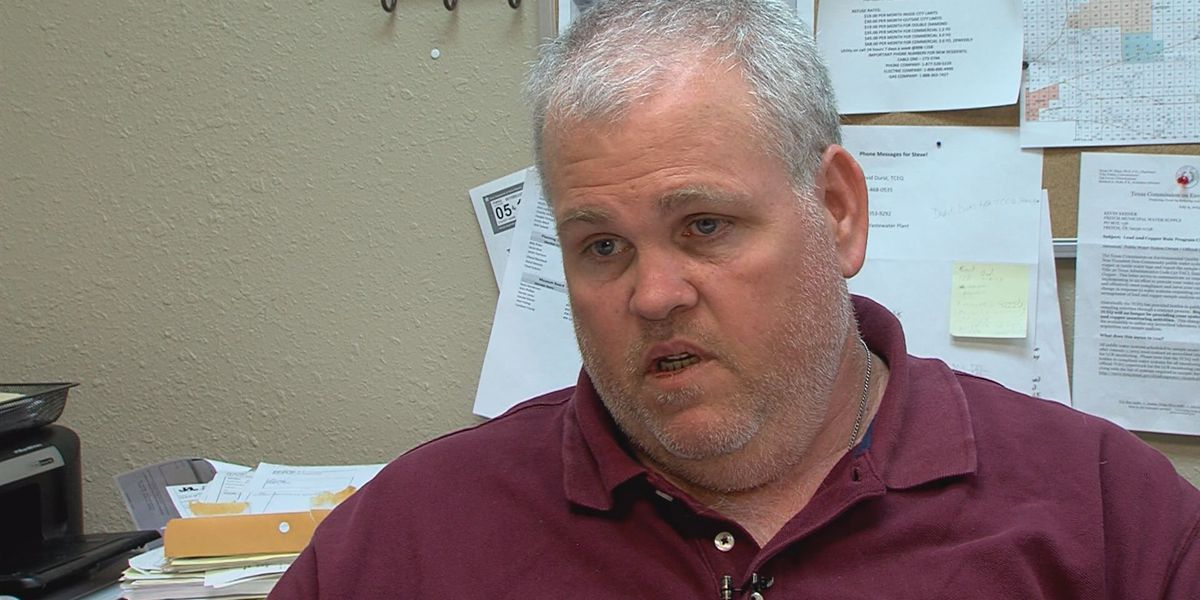 Fritch city manager fired