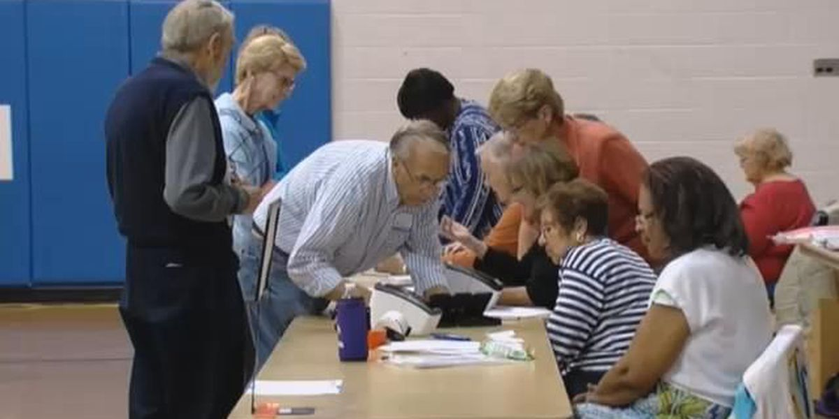 "Potter and Randall Counties see ""overwhelming"" voter turn out"